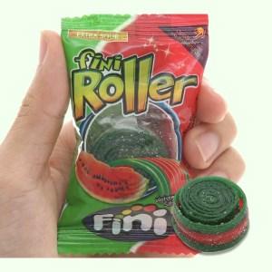 Kẹo cuộn Fini Roller dưa hấu gói 20g