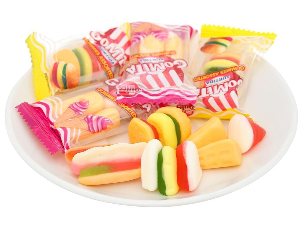Kẹo dẻo Gomita hỗn hợp gói 100g 5