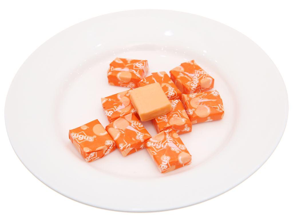 Kẹo mềm hương cam Sugus thanh 30g 4