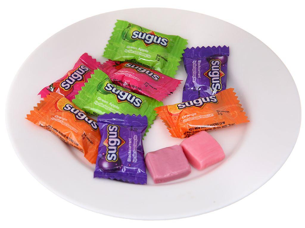 Kẹo mềm hương trái cây Sugus gói 210g 4