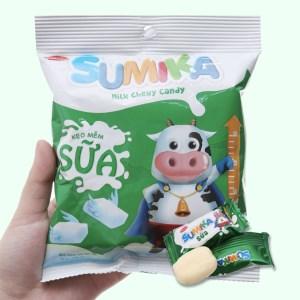 Kẹo mềm sữa Sumika gói 70g
