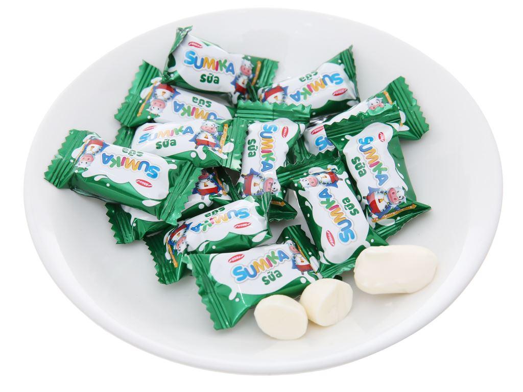 Kẹo mềm sữa Sumika gói 70g 4