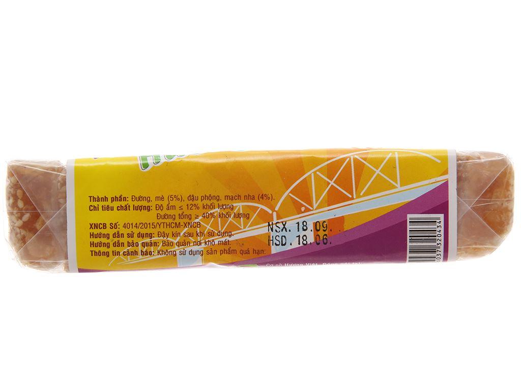 Kẹo mè xửng Hương Việt gói 160g 2