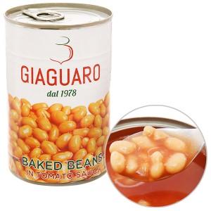 Đậu sốt cà chua Giaguaro hộp 150g