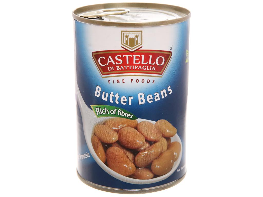 Đậu ngự Castello hộp 400g 1