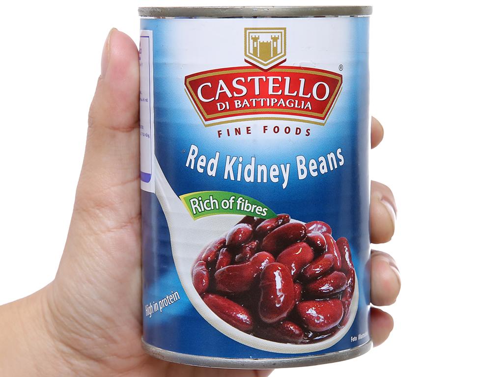 Đậu đỏ Castello hộp 400g 2