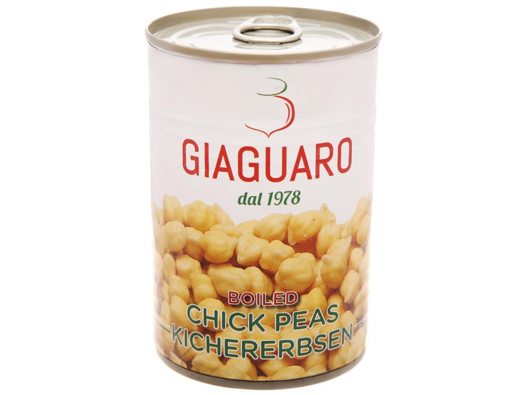 Đậu gà Giaguaro hộp 400g 1