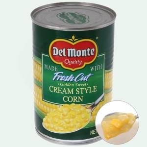 Bắp kem Del Monte hộp 425g