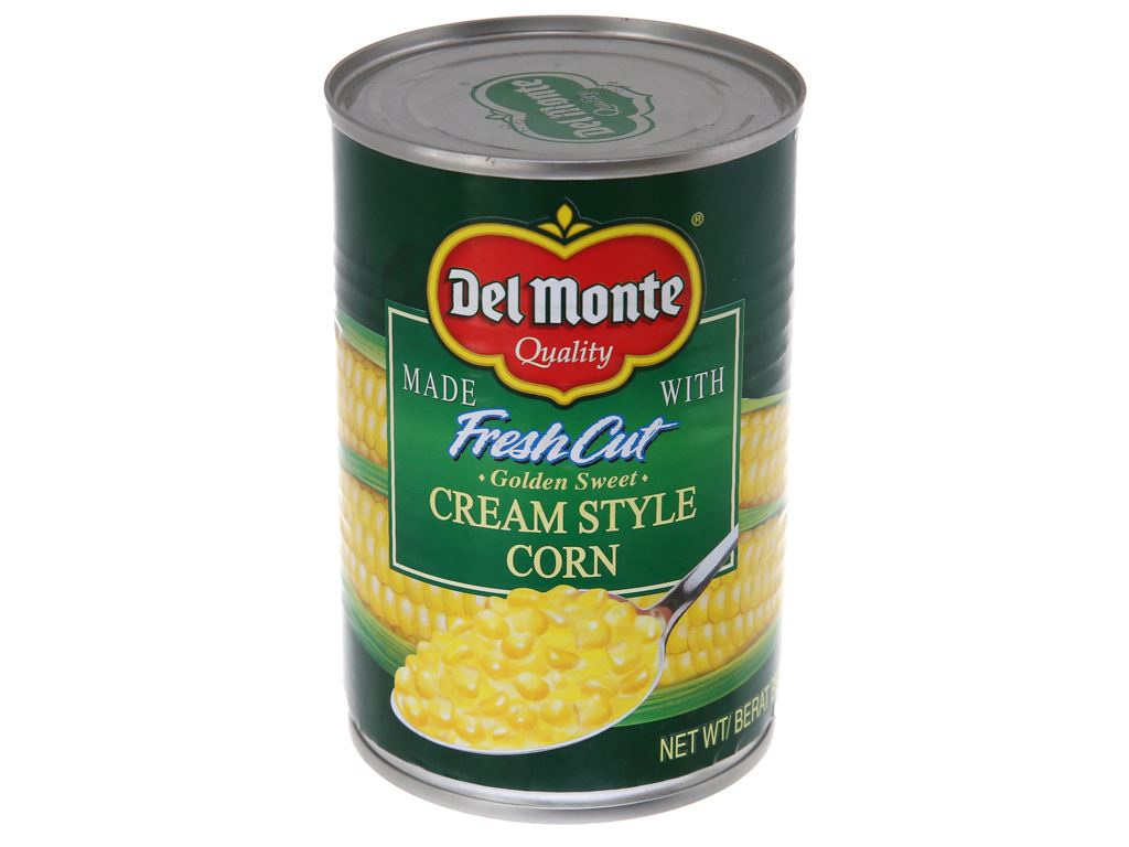 Bắp kem Del Monte hộp 425g 1
