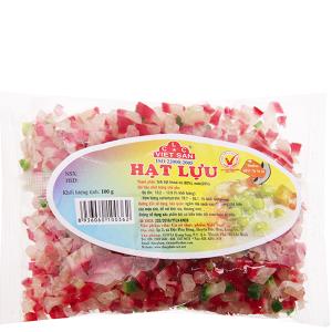 Hạt lựu Việt San gói 100g