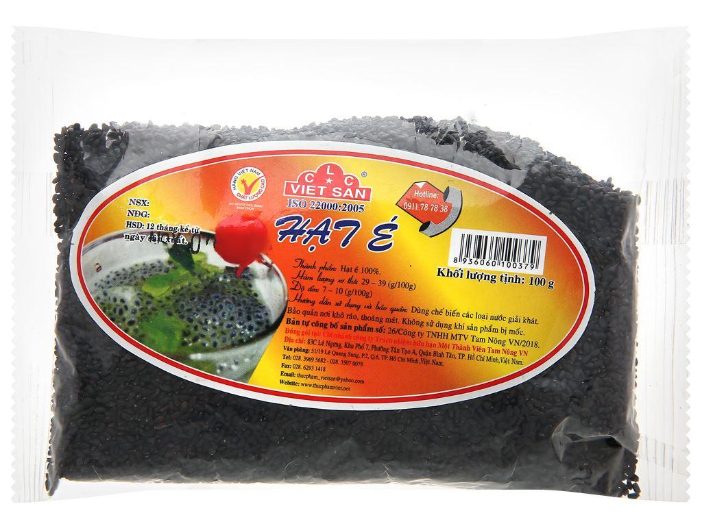 Hạt é Việt San gói 100g 1