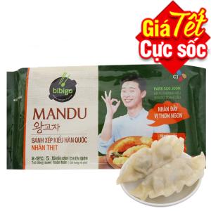 Bánh xếp Hàn Quốc nhân thịt Bibigo 175g