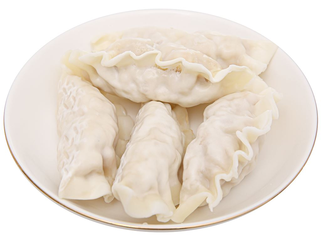 Bánh xếp Hàn Quốc nhân hải sản Bibigo gói 175g 5