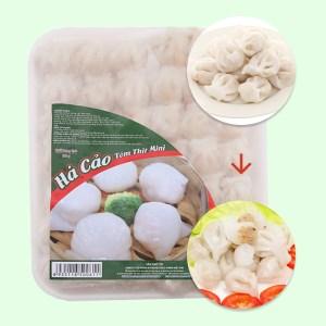 Há cảo mini nhân tôm thịt Việt Sin gói 500g