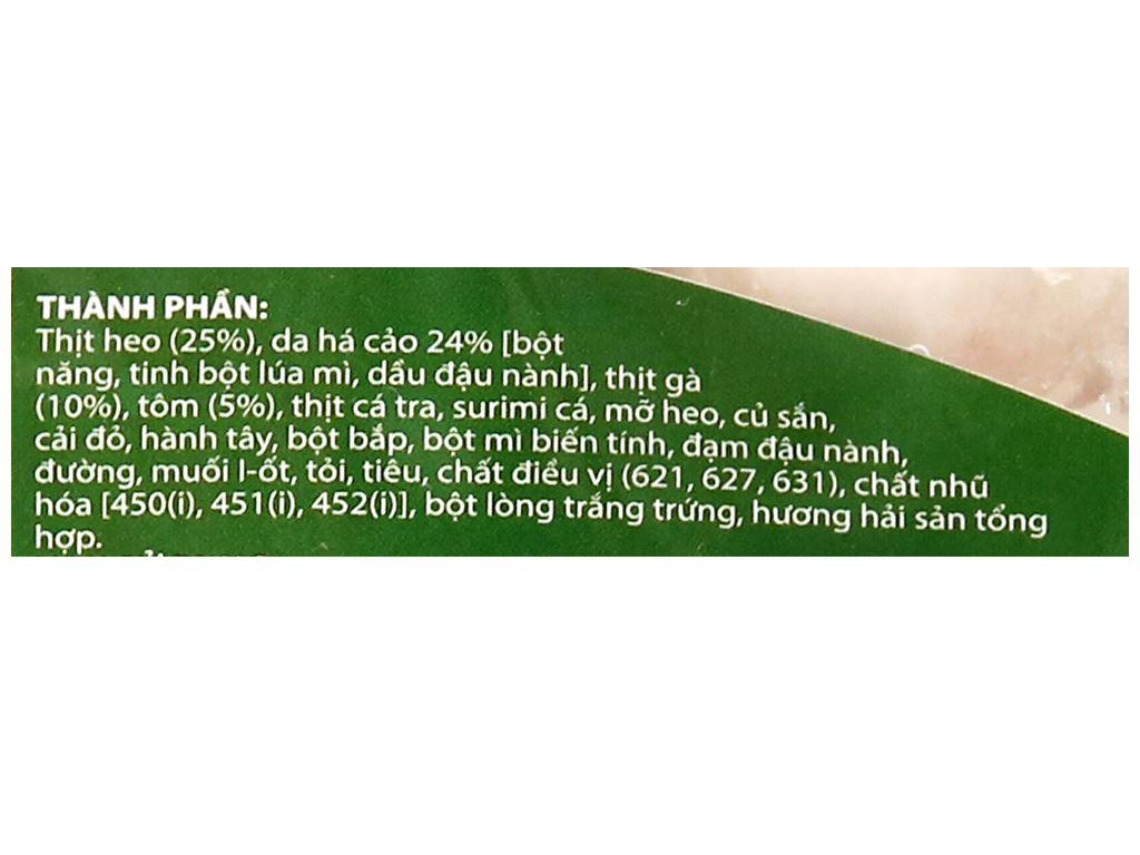 Há cảo mini nhân tôm thịt Việt Sin gói 500g 2
