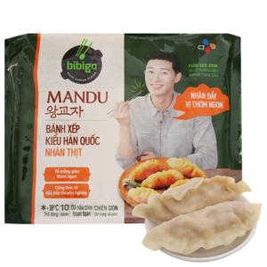 Bánh xếp Hàn Quốc nhân thịt Bibigo gói 350g