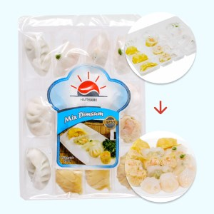 Há cảo thập cẩm 5 món Mix Dimsum Hai Thanh khay 300g