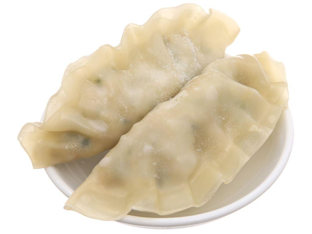 Bánh xếp mỏng nhân thịt Bibigo gói 420g 3