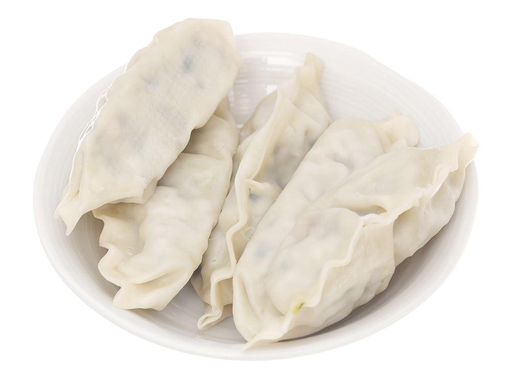 Bánh xếp Hàn Quốc nhân thịt Mama Food 175g 5