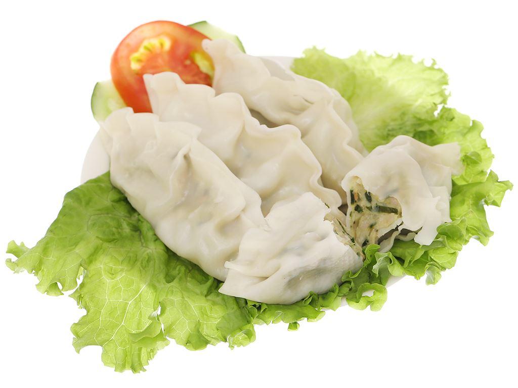 Bánh xếp Hàn Quốc nhân thịt Mama Food 175g 6