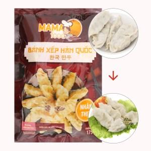 Bánh xếp Hàn Quốc nhân thịt Mama Food 175g