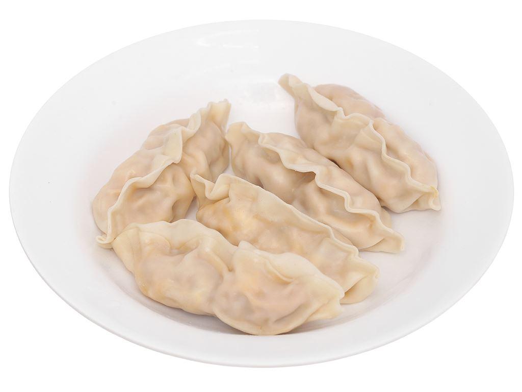 Bánh xếp Hàn Quốc nhân hải sản Mama Food gói 175g 5