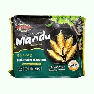 Bánh mandu hải sản rau củ La Cusina gói 350g