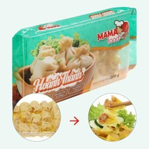 Hoành thánh Mama Food gói 200g