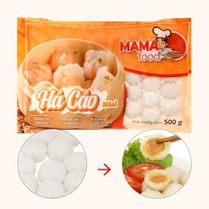 Há cảo mini Mama Food gói 500g