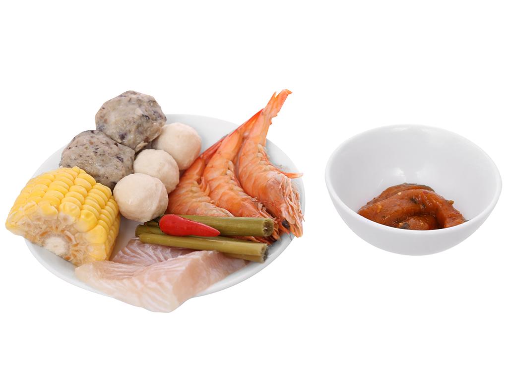 Lẩu thái SG Food gói 500g 4
