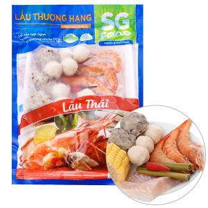 Lẩu Thái SG Food gói 500g