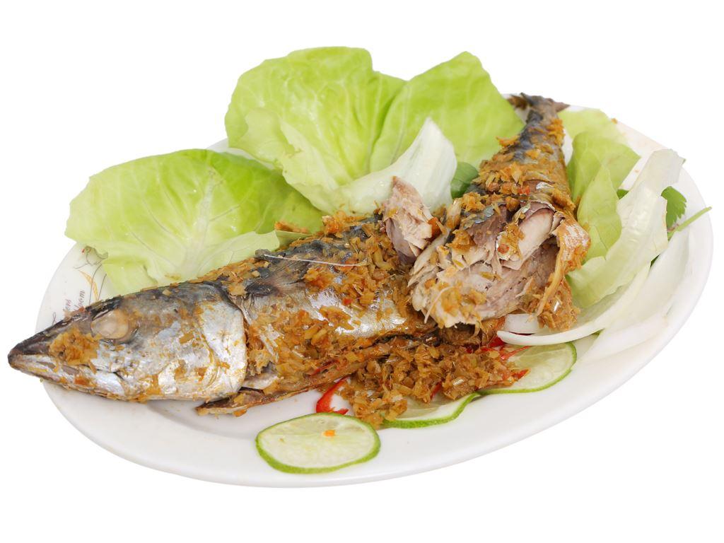 Cá saba tẩm sa tế Phi Long gói 200g - 300g 10