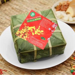 Bánh chưng Hà Nội 3A 1kg