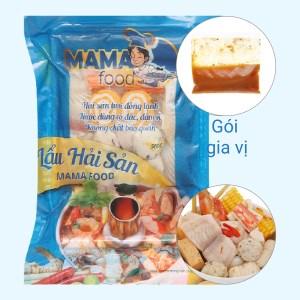 Lẩu hải sản Mama Food 500g