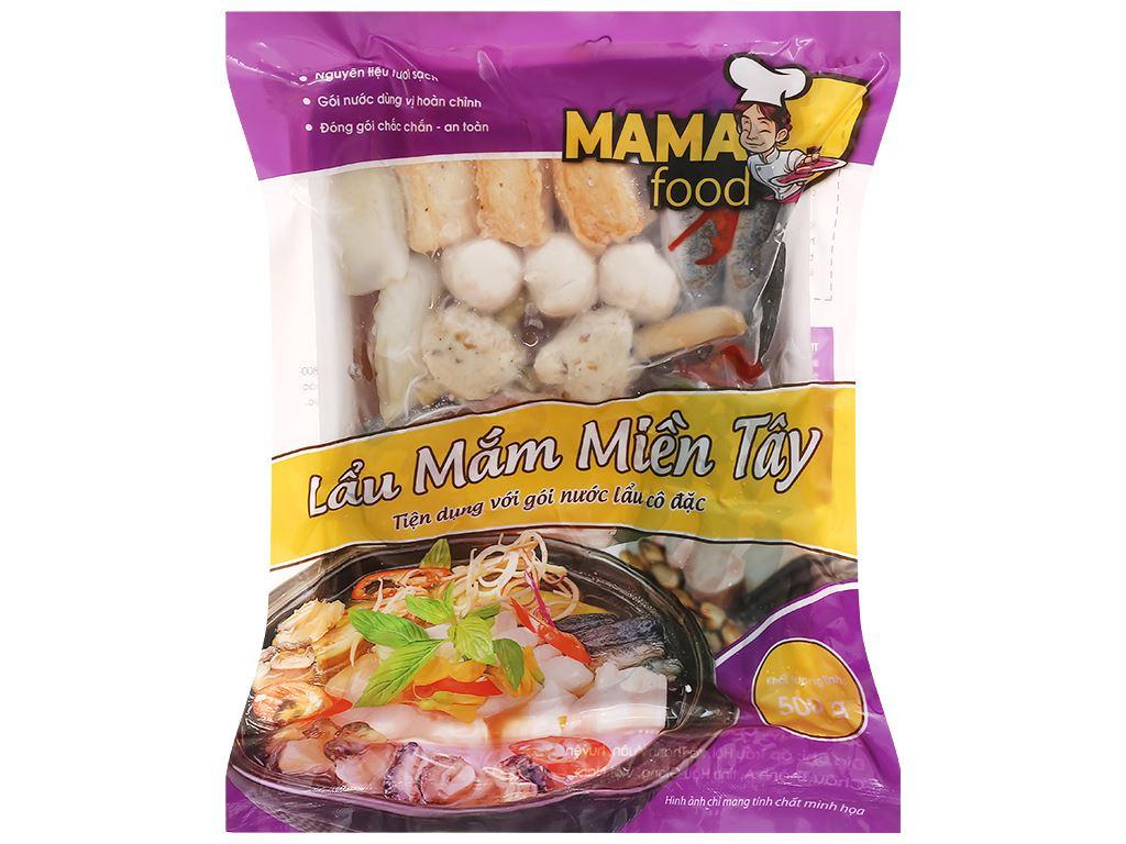 Lẩu mắm miền tây Mama Food 500g 2