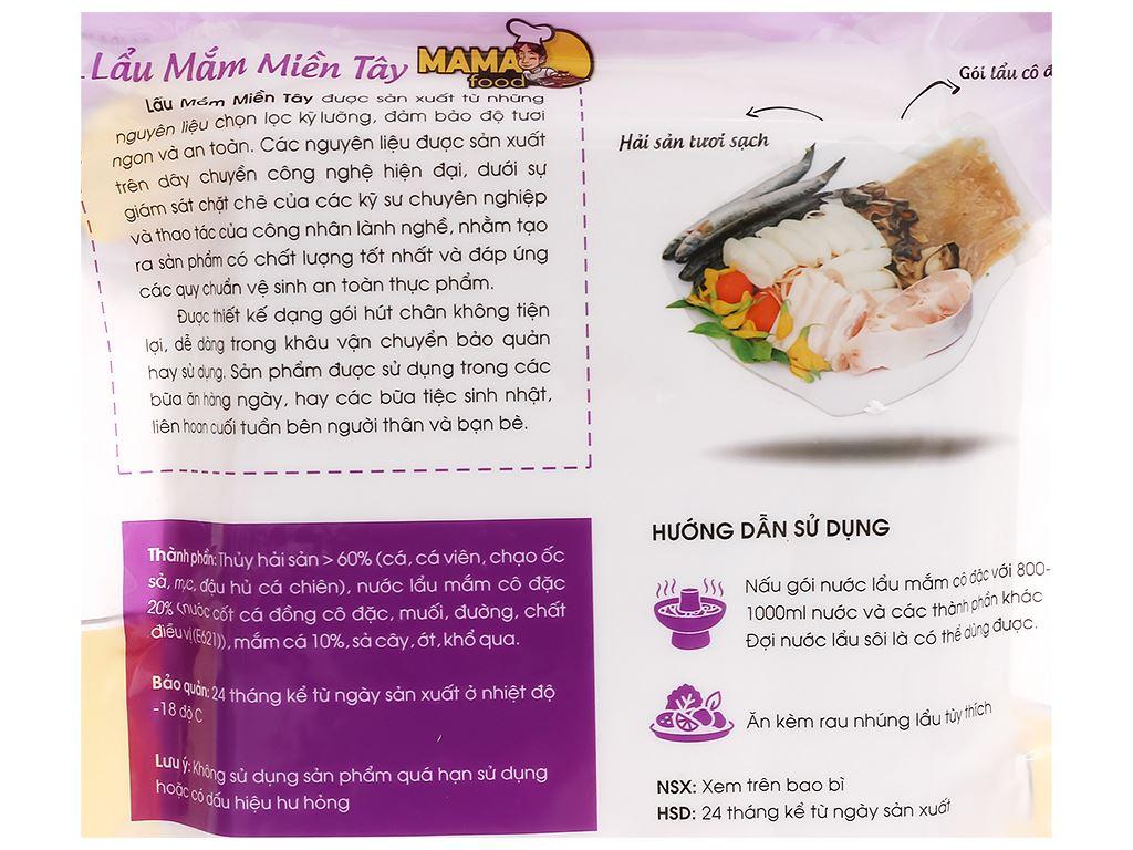 Lẩu mắm miền tây Mama Food 500g 4