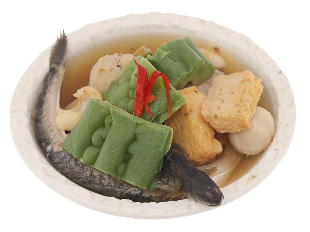 Lẩu mắm miền tây Mama Food 500g 8
