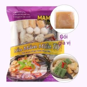 Lẩu mắm miền tây Mama Food 500g