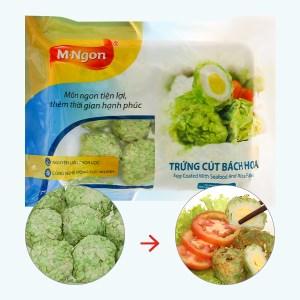 Trứng cút bách hoa M.Ngon gói 360g