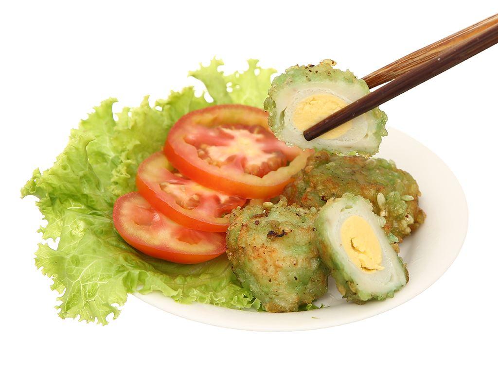 Trứng cút bách hoa M.Ngon gói 360g 6