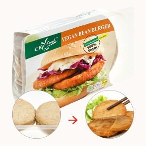 Nhân burger đậu thuần chay CK Food hộp 260g