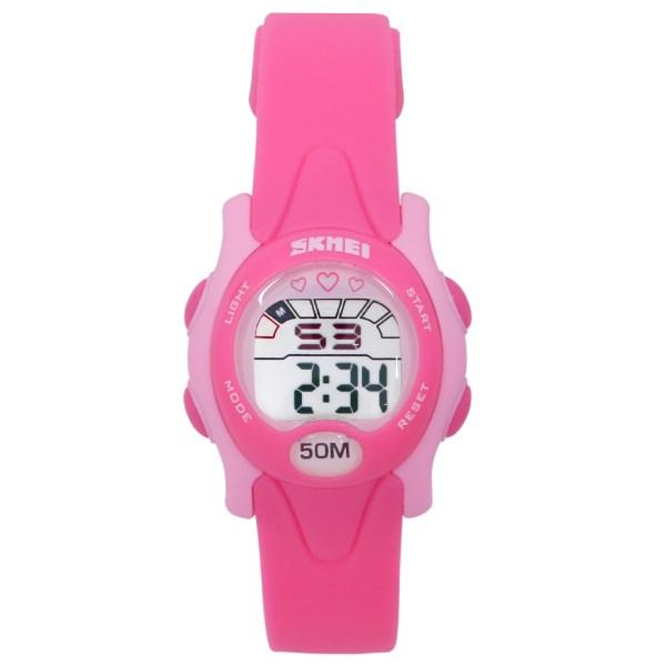 Đồng hồ trẻ em Skmei SK-1478 - Hồng Đậm