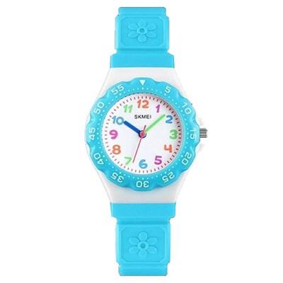 Đồng hồ trẻ em Skmei SK-1483 - Xanh nhạt