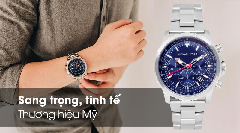 Đồng hồ nam Michael Kors MK8641 có kiểu dáng nam tính