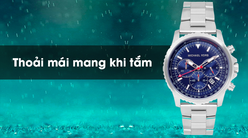 Đồng hồ nam Michael Kors MK8641 có hệ số chống nước 5 ATM