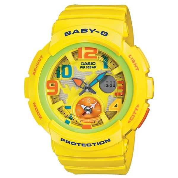 Đồng hồ Nữ Baby-G BGA-190-9BDR