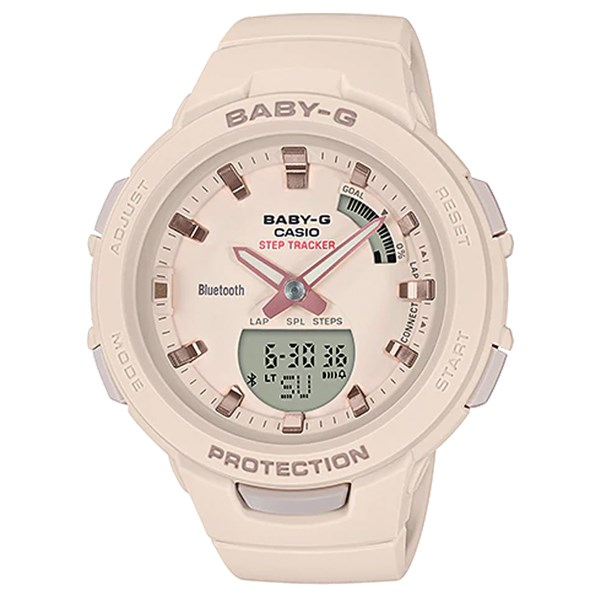 Baby-G BSA-B100-4A1DR - Nữ
