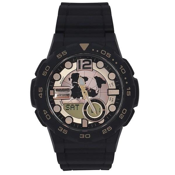 Đồng hồ Nam Casio AEQ-100BW-9AVDF