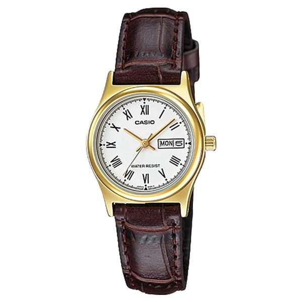 Đồng hồ Nữ Casio LTP-V006GL-7BUDF