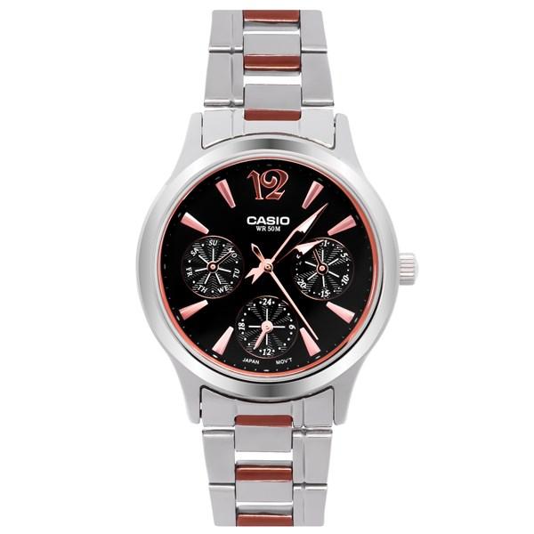 Đồng hồ Nữ Casio LTP-2085RG-1AVDF